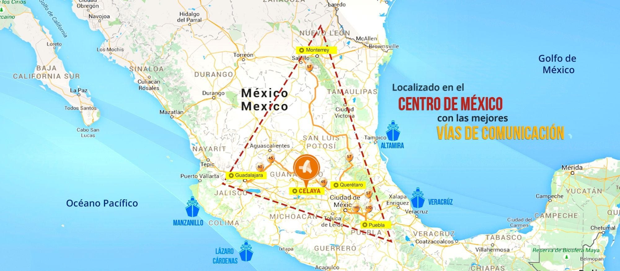 Parque Ayalkar Localizado en el centro de México